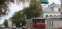 Трамвайное движение на Ильинке решено сохранить