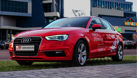 Audi A3 Sedan: Эволюция формы. Кульминация стиля