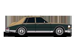 Cadillac Seville 1980-1985