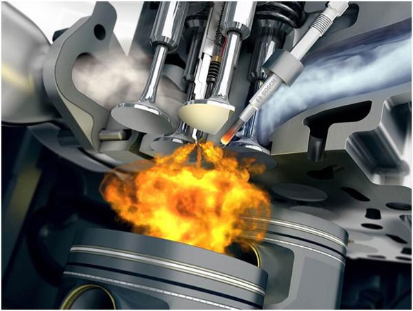 Мощность двигателя фото