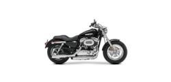 Harley Davidson Sportster 1200 Custom - лого