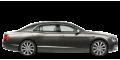 Bentley Flying Spur  - лого