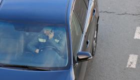 В России поставят камеры, которые будут наказывать водителей с телефонами
