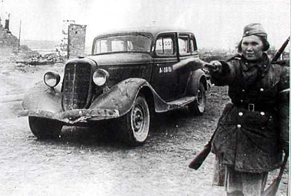 ГАЗ-М-1 фото