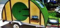 Дом-фургон для хоббита