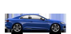 Audi RS5 Coupe 2017-2021 новый кузов комплектации и цены