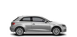 Audi A3 купе 2012-2016