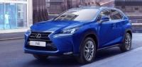 Стирайте границы возможного вместе с Lexus NX