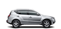 Geely Emgrand X7 2016-2021
