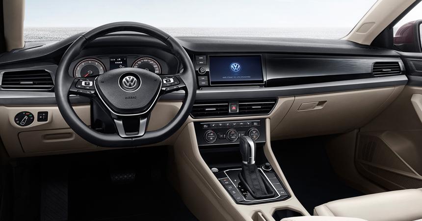 Новый седан Volkswagen Lavida Plus: альтернативная Jetta