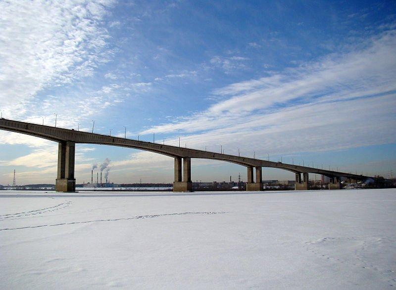 Ремонт Мызинского моста обойдется в408,5 млн руб.