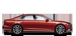 Audi A8 седан 2017-2021 новый кузов комплектации и цены