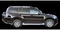 Mitsubishi Pajero  - лого